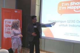 Generasi Muda Millennia Tertarik Program Rumah Zakat
