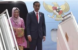 Presiden Serahkan Sertifikat di Sorong, Resmikan PLTMG di Nabire