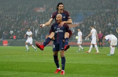 Hasil Liga Prancis: PSG Sukses Jaga Jarak dari Monaco & Lyon