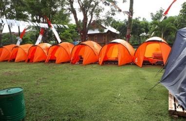 Grage Sangkan Hotel Resmikan Camping Ground