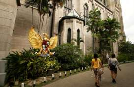 Pengamanan Misa Natal, Anjing Pelacak Dilibatkan Sterilisasi di Katedral Jakarta