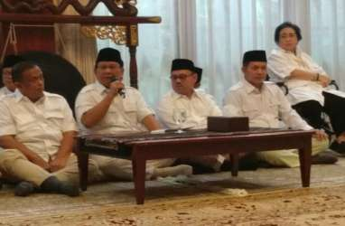 Prabowo Datangi Kantor DPP PKS, Zulkifli Hasan Juga Hadir