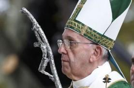 Konflik Israel-Palestina, Paus Minta Solusi Dua Negara