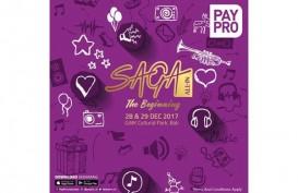 PayPro Permudah Transaksi di Saga Music Festival