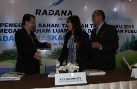 Tingkatkan Efisiensi, Radana Finance Incar Sumber Dana Offshore