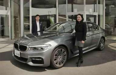 PASAR MOBIL 2017: Sedan Mewah Melemah, BMW Justru Melejit, Lexus Lebih Kencang