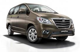 PASAR MOBIL 2017: Penjualan MPV Melaju, Toyota Innova Makin Dominan