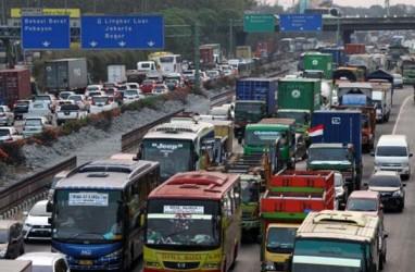 Sebanyak 104.000 Kendaraan Diproyeksi Kembali ke Jakarta