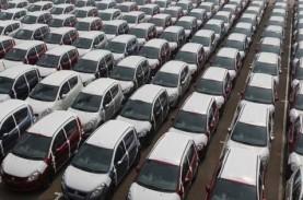Pasar Mobil Inggris Turun 5%