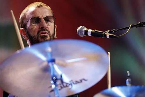Ringo Starr - Reuters/Ueslei Marcelino