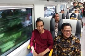 Kereta Bandara Soetta: Jokowi Minta Harga Tiket Rp70.000