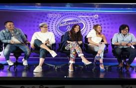 INDONESIAN IDOL 2017 : Babak Eliminasi, Kontestan Cantik Berani Duduk di Kursi Terbaik