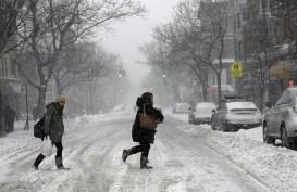 Cuaca Dingin di AS Dorong Reli Harga Gas Alam