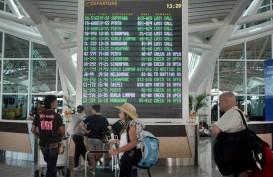 LIBUR NATAL TAHUN BARU: Penumpang Pesawat Udara Domestik Tumbuh 7,8%