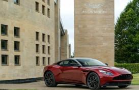Aston Martin Raih Rekor Penjualan Tertinggi 9 Tahun