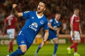 Terbuang di Everton, Mirallas Balik ke Olympiakos