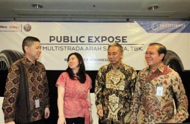 Multistrada (MASA) Serap Dana Rights Issue Rp1,53 Triliun