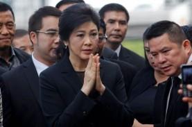 Jadi Buronan, Mantan PM Thailand Yingluck Shinawatra…