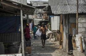 Pengentasan Kemiskinan di Perkotaan Belum Menggembirakan…
