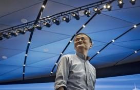 KORPORASI CHINA  : Ant Financial Hentikan Penerbitan EBA