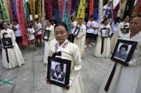 JUGUN IANFU : Jepang Tak Ingin Korsel Revisi Kesepakatan…