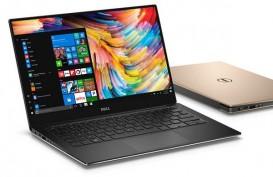 Dell Pamerkan Laptop XPS 13 dan XPS 15 di CES 2018