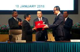 Siapkan Dana US$50 Juta, Malaysia Tunjuk Perusahaan…