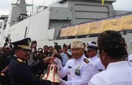 Setelah KRI I Gusti Ngurah Rai, Panglima TNI Dorong Penyelesaian 2 Kapal Perusak Lainnya
