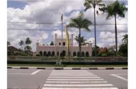 Istana Siak Dibakar, Polisi Ungkap Motif dari Pelaku