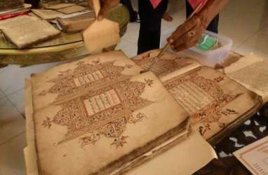 Waduh, Kekayan Literatur Keagamaan Nusantara Belum Diurus