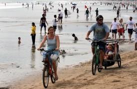 Pertumbuhan Turis Asing di Indonesia 4 Kali Lipat Dibanding Asean