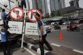 Motor Kembali Bebas Melenggang di Jalan Thamrin: Ini…