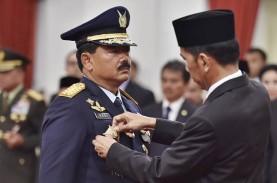 KASAU Baru Masih Tunggu Keputusan Jokowi