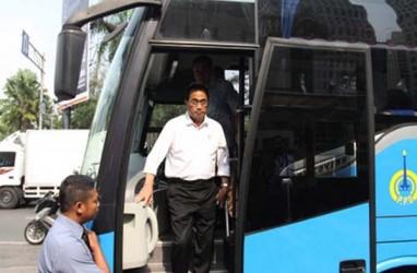Transjabodetabek Premium Layani Trayek Tangcity Mall-ITC Kuningan