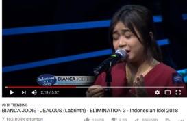 INDONESIA IDOL 2017: Wow, Video Jodie di Youtube Sudah Ditonton 7,1 Juta Kali