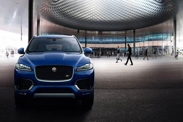 Jaguar F-Pace - jaguar.co.uk