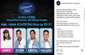 INDONESIAN IDOL 2017: Voting SMS Akan Tentukan Nasib 20 Kontestan
