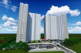 Akhir Bulan Menara Pertama Cimanggis City Dibangun