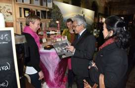 Kopi Indonesia Buai Publik Austria