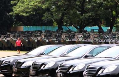 1.100 Mobil Disewa untuk Sidang Tahunan IMF-World Bank