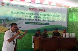 PUPUK ABAL-ABAL: Petrokimia Gresik Gandeng TNI di Sragen