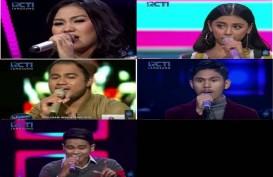 INDONESIAN IDOL 2017: Penyanyi Latar Judika Gagal Masuk 15 Besar