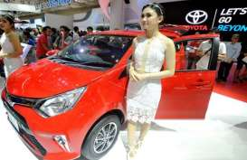 PASAR MOBIL 2017: Kinerja Turun, Toyota Tetap Memimpin Penjualan