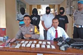 Polres Tarakan Gagalkan Sabu 1 Kg Tujuan Makassar