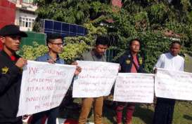 Polisi Myanmar Tewaskan 7 Pendemo Budha