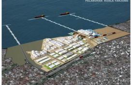 Pelabuhan Kuala Tanjung, Sumut, Ditargetkan Selesai Tahun Ini