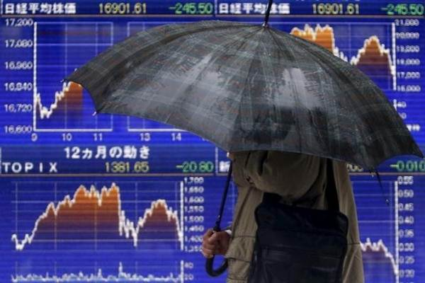 Bursa Topix Jepang - Reuters