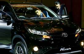 KENDARAAN KECIL SPORTIF : Toyota Rush Diyakini Dorong Pasar LSUV