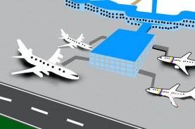 PROYEK BANDAR UDARA : Bandara APT Pranoto Bakal Sesuai…