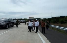 Ini yang Dikatakan Menteri BUMN Rini Soemarno saat Peresmian Jalan Tol di Lampung